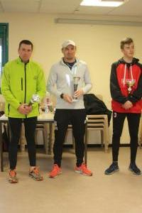 podium H 4 km